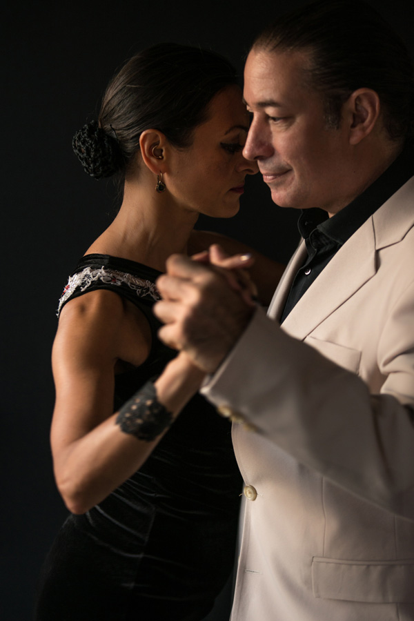 Tango Teachers Samira Ashraf and Luis Rodriquez