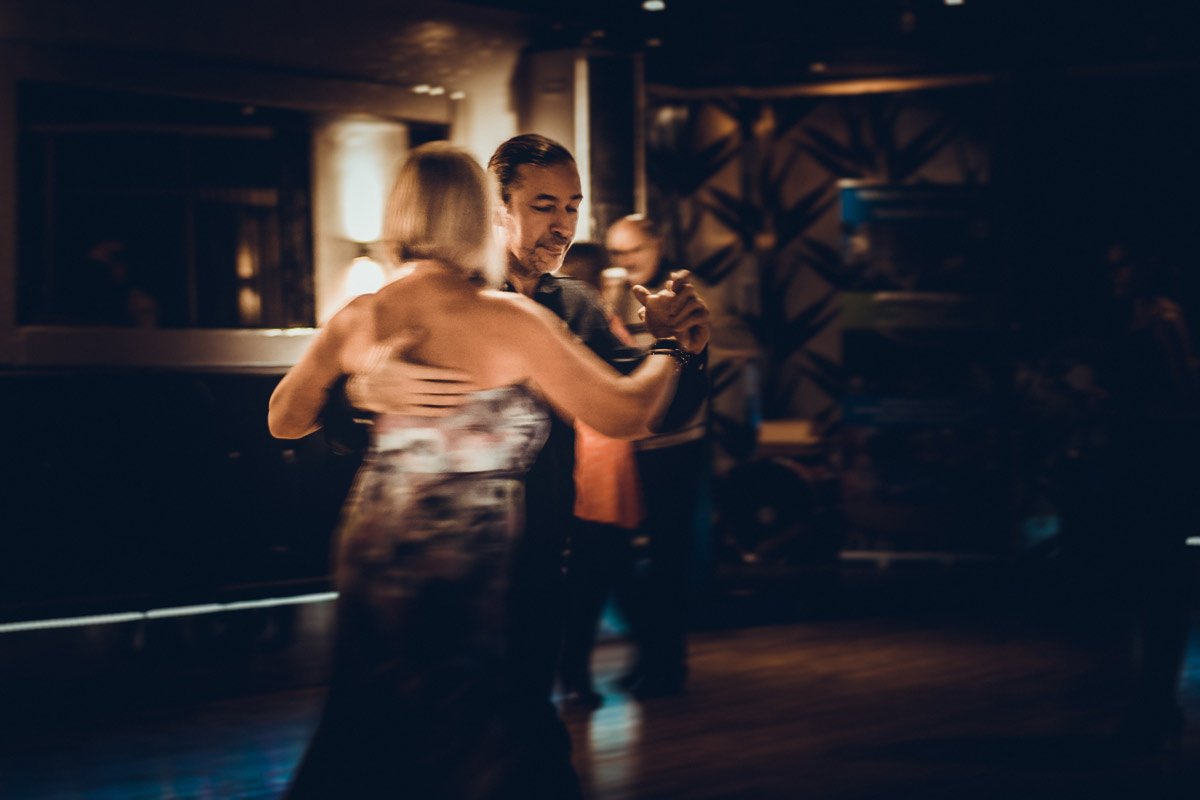 Leigh Tango Milonga at Leigh-on-Sea