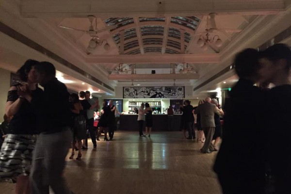 Tango Classes, Gran Milonga and Music To Practice With.